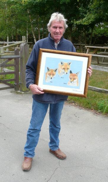 David Mills British Wildlife Centre